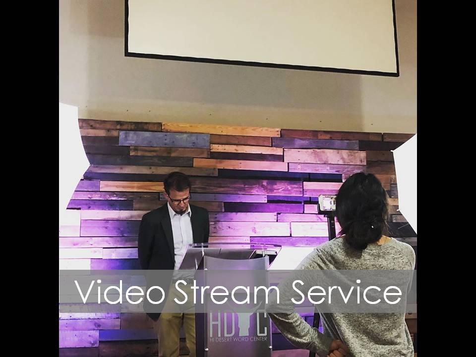 Video Stream Service