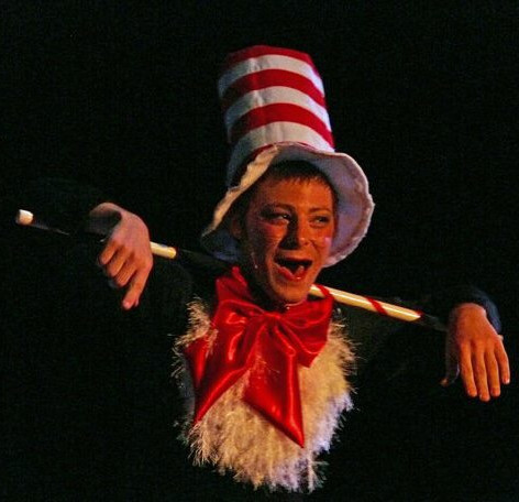 Cat in the Hat - How Lucky You Are