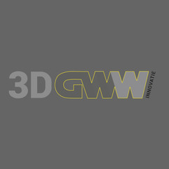 3dgww logo design