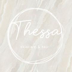 Thessa logo design