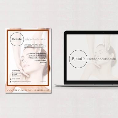 Advertentie ontwerp