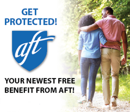 Protect yourself with AFT's identity-theft benefit