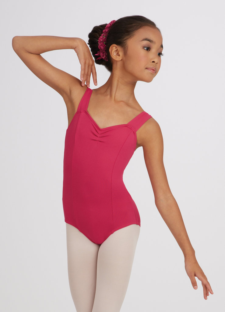 Capezio CC120 String Back Leotard