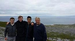 Estancias en familias Irlandesas