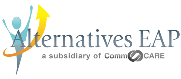 CommCARE's logo for Altenatives EAP.