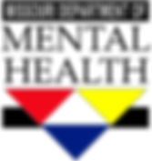 Missouri Department of Mental Health logo for CommCARE1.org.