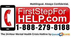 The 24-Hour Mental Health Crisis Hotline