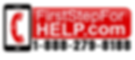 CommCARE's First Step for HELP Logo