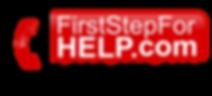 FirstStepForHELP logo