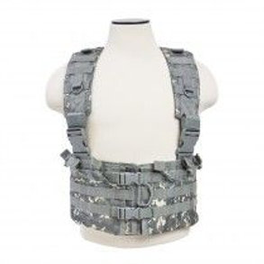 VISM® by NcSTAR® AR CHEST RIG/DIGITAL CAMO