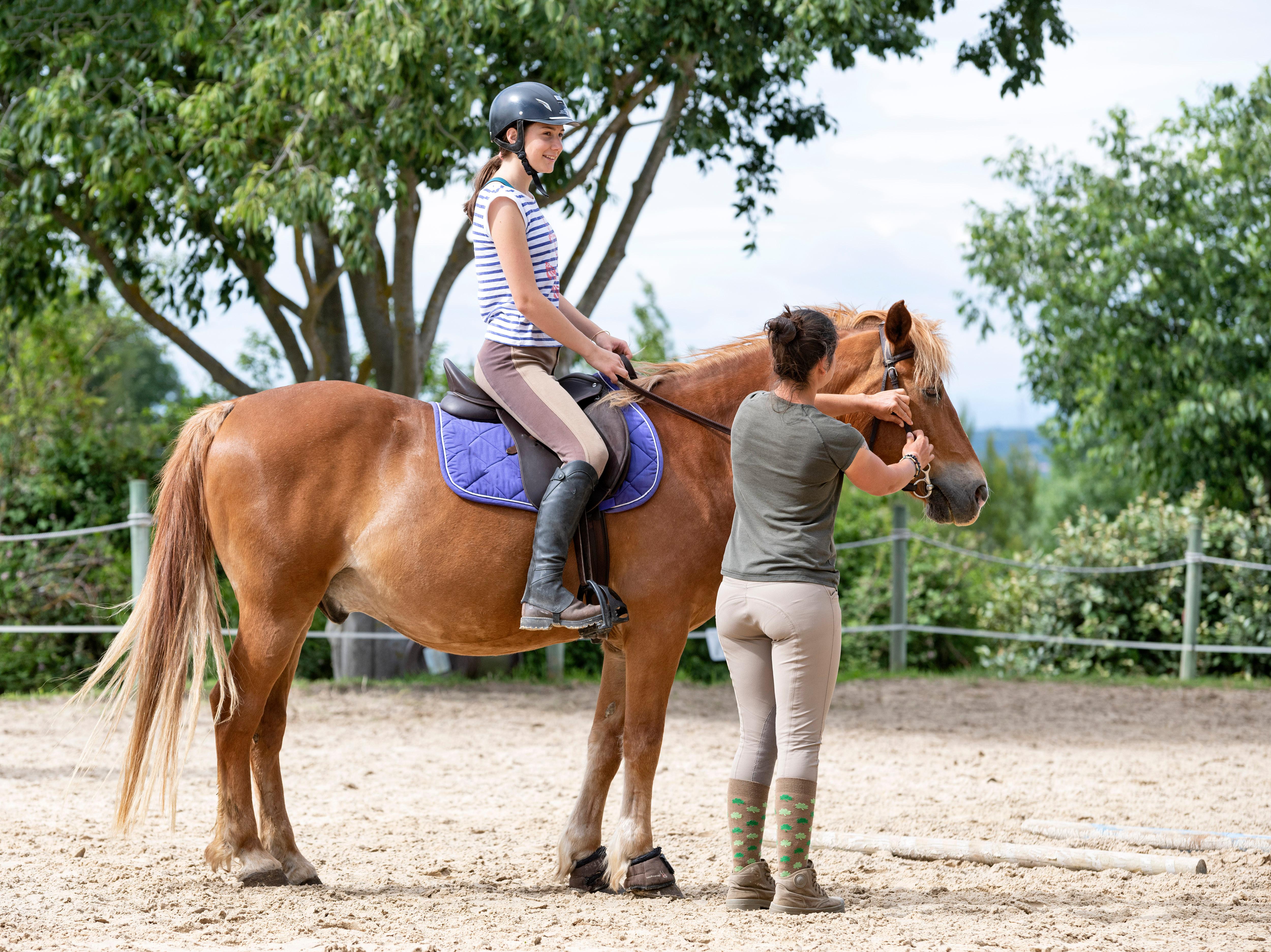 Private Riding Lesson (60 min)