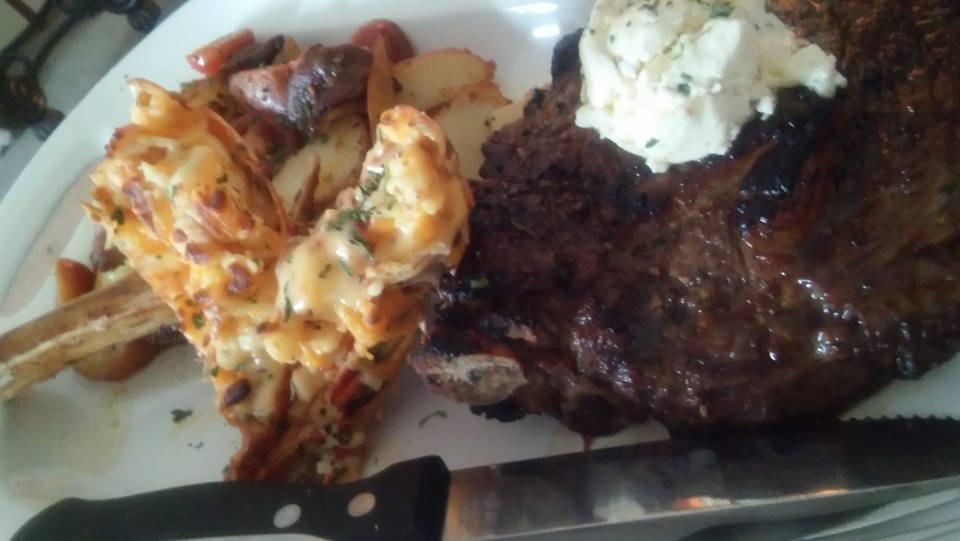 steaklobster