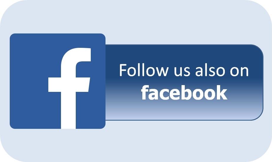Follow us also on Facebook