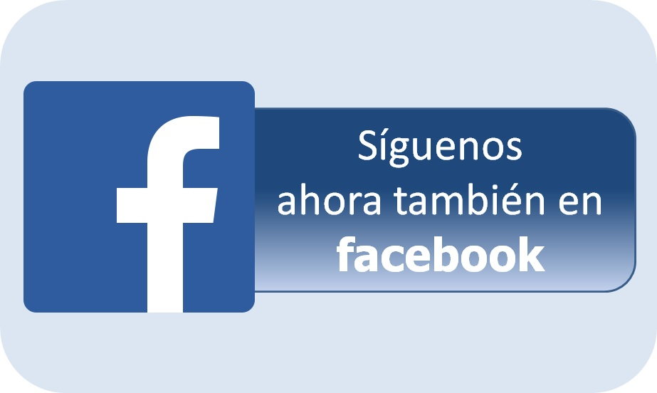 Síguenos ahora también en Facebook
