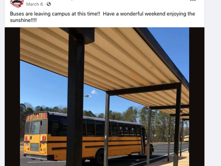 Fun Fact Friday - How Do I Know When Buses Leave the School?