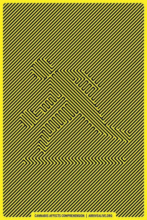 Arrive Alive Poster Set 24X363.jpg