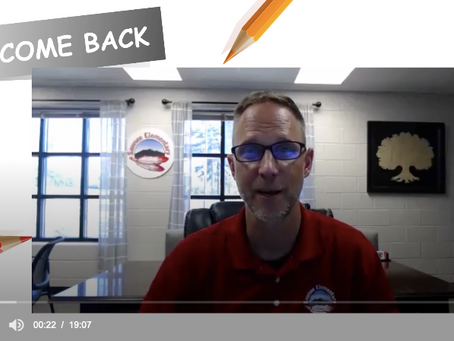 A Message From Our Principal