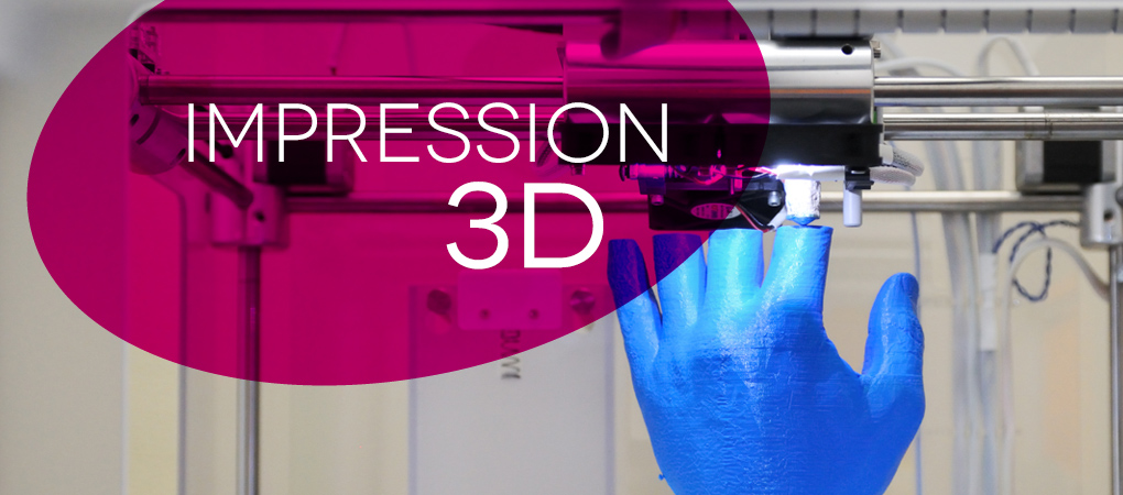 Impression 3D Laval Boisbriand