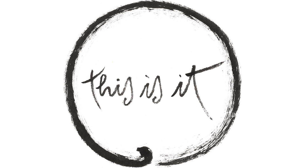 'This is it' quote