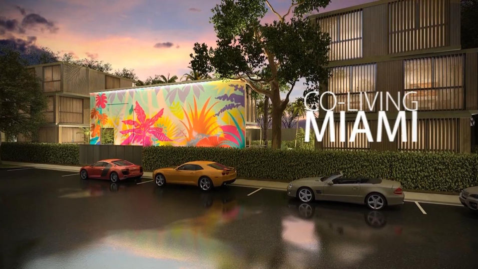 Co-Living 35th Street Miami