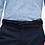 Thumbnail: Cintura in pelle intrecciata