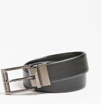 Cintura reversibile pelle