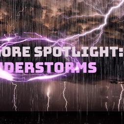 Folklore Spotlight: Thunderstorms