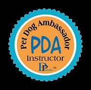 Certified Pe Dog Ambassador Instructor Trainer