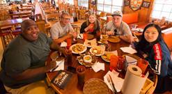 Sharing meals, sharing lives