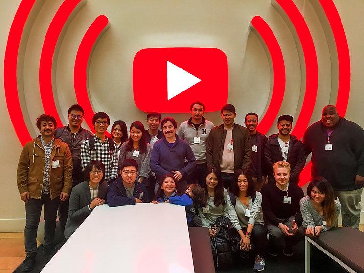 YouTube Group Photo