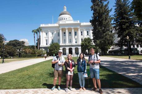 Sacramento, the real Capital