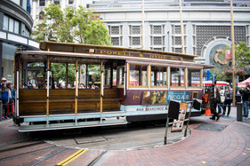 Travel the the streets of San Francisco