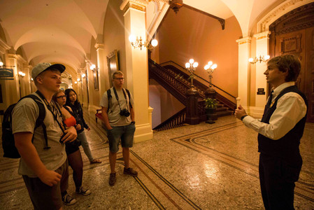 State Capitol Tour