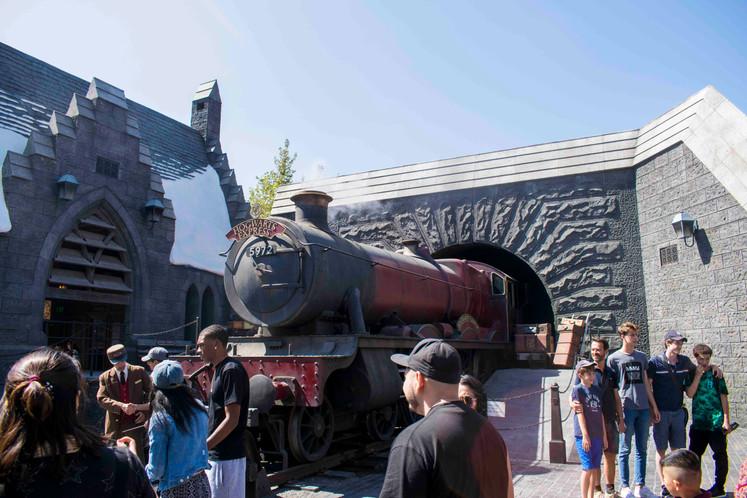 The True Universal Studios Tour