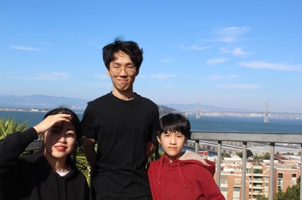 San Francisco Family Photo
