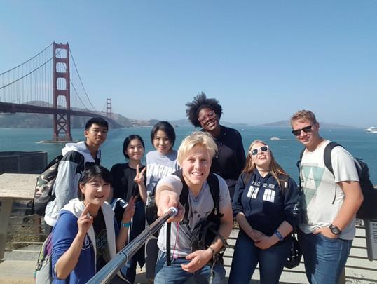 Golden Gate Smiles