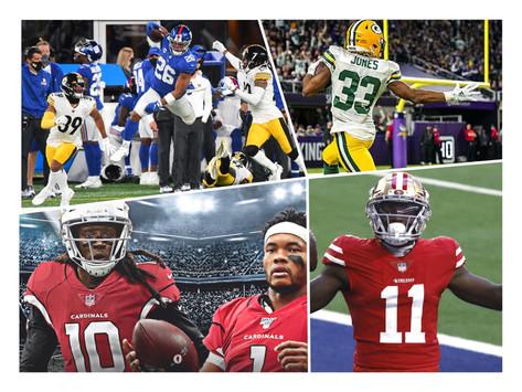 NFL Core Plays: Week 5