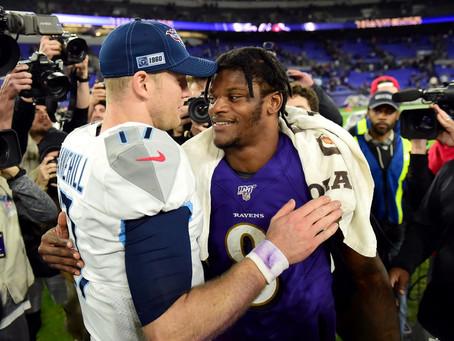 NFL Core Plays: Wild Card (Sunday)