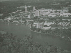 Town Center 1995 Aerial