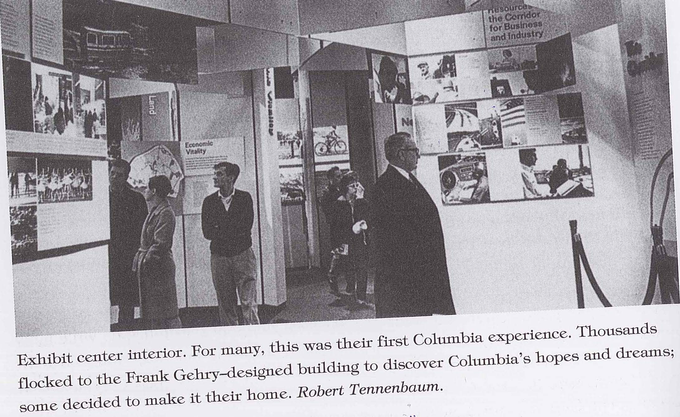 Columbia Exhibit_Center_Interior