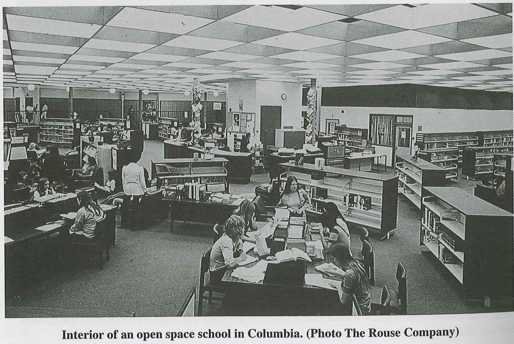 Wilde Lake High School Media Center