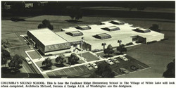 Faulkner Ridge Elementary School Rendering