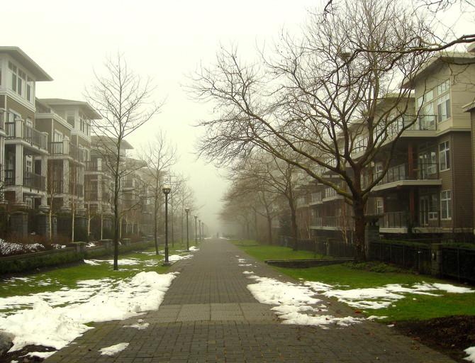 The five senses of Main Mall Greenway