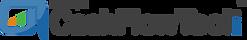 CashFlowTool.com Logo (color - black tex