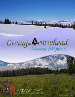 Living in Arrowhead 2019 FRONT COVER PHO