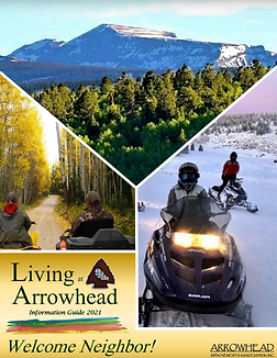Living In Arrowhead Publication - March