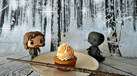TBT: Harry Potter and the Prisoner of Azkaban + Butterbeer Cupcakes!