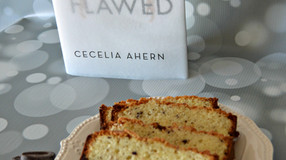 Flawed + Chocolate Chip Pound Cake