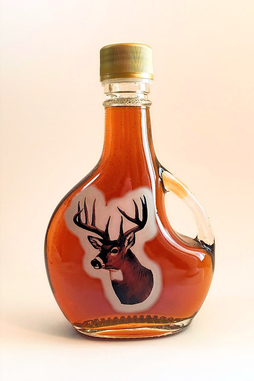 100% Pure Wisconsin Maple Syrup 12 oz Buck