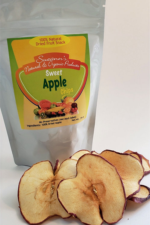 Sweet Apple Chips